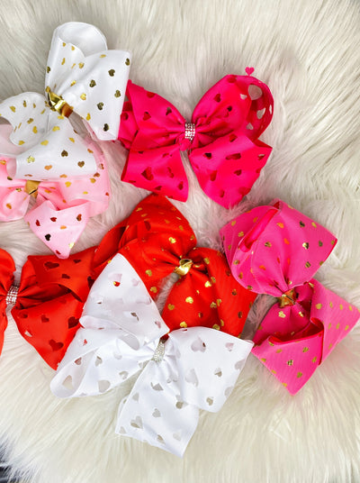 Valentines Day Bows - ShopSpoiled