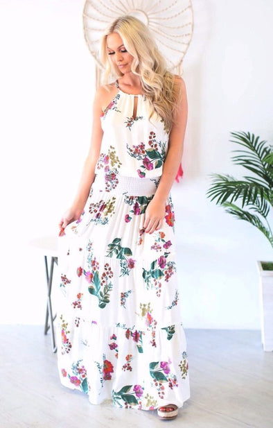 Love Story Maxi :White - ShopSpoiled