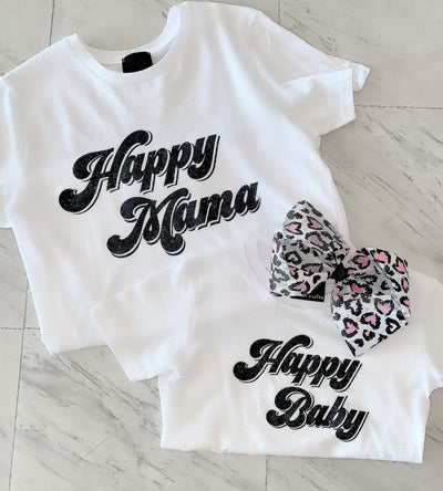 Happy Baby Tee - ShopSpoiled