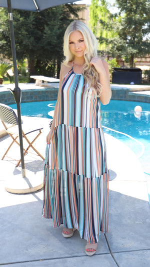 Mackinzie Maxi Dress - ShopSpoiled