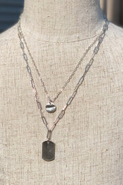 Discover Love Layered Necklace - Shop Spoiled Boutique