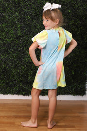 Tie Dye Dress - ShopSpoiled