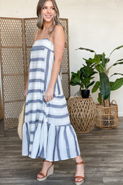 Club Paradise Maxi Dress - ShopSpoiled
