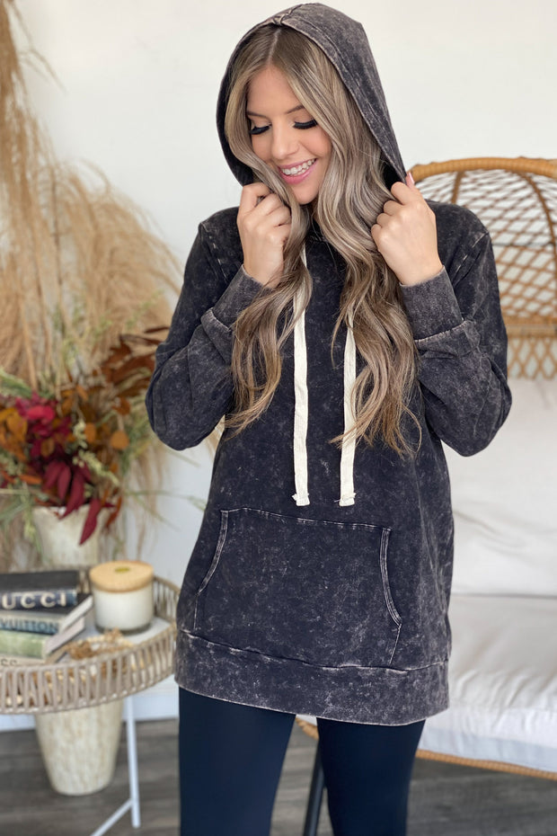 Easy Going Hoodie Pullover - ShopSpoiled