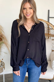 Picture This Top: Black - ShopSpoiled