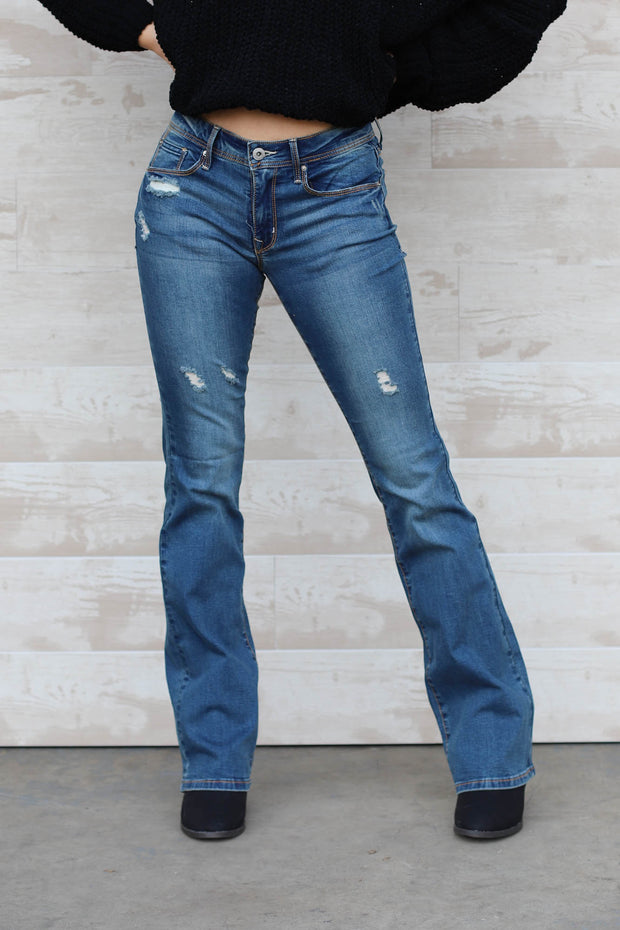 Rule The world Jeans - ShopSpoiled