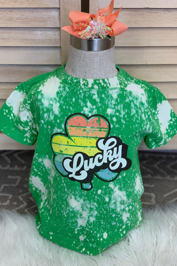 Kids Lucky Tee - ShopSpoiled