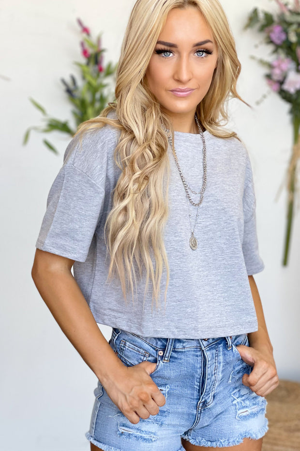 Boozy Basic Top - Shop Spoiled Boutique