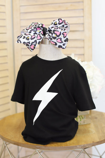 MINI Lightning Bolt Tee - Shop Spoiled Boutique