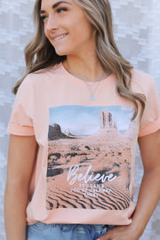 Believe You Can Vintage Tee - ShopSpoiled
