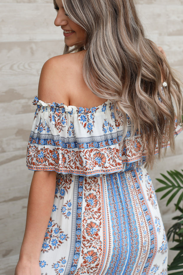 Summer Sway Dress - ShopSpoiled