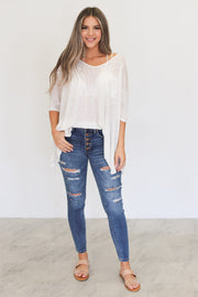 Zoe Jeans - ShopSpoiled