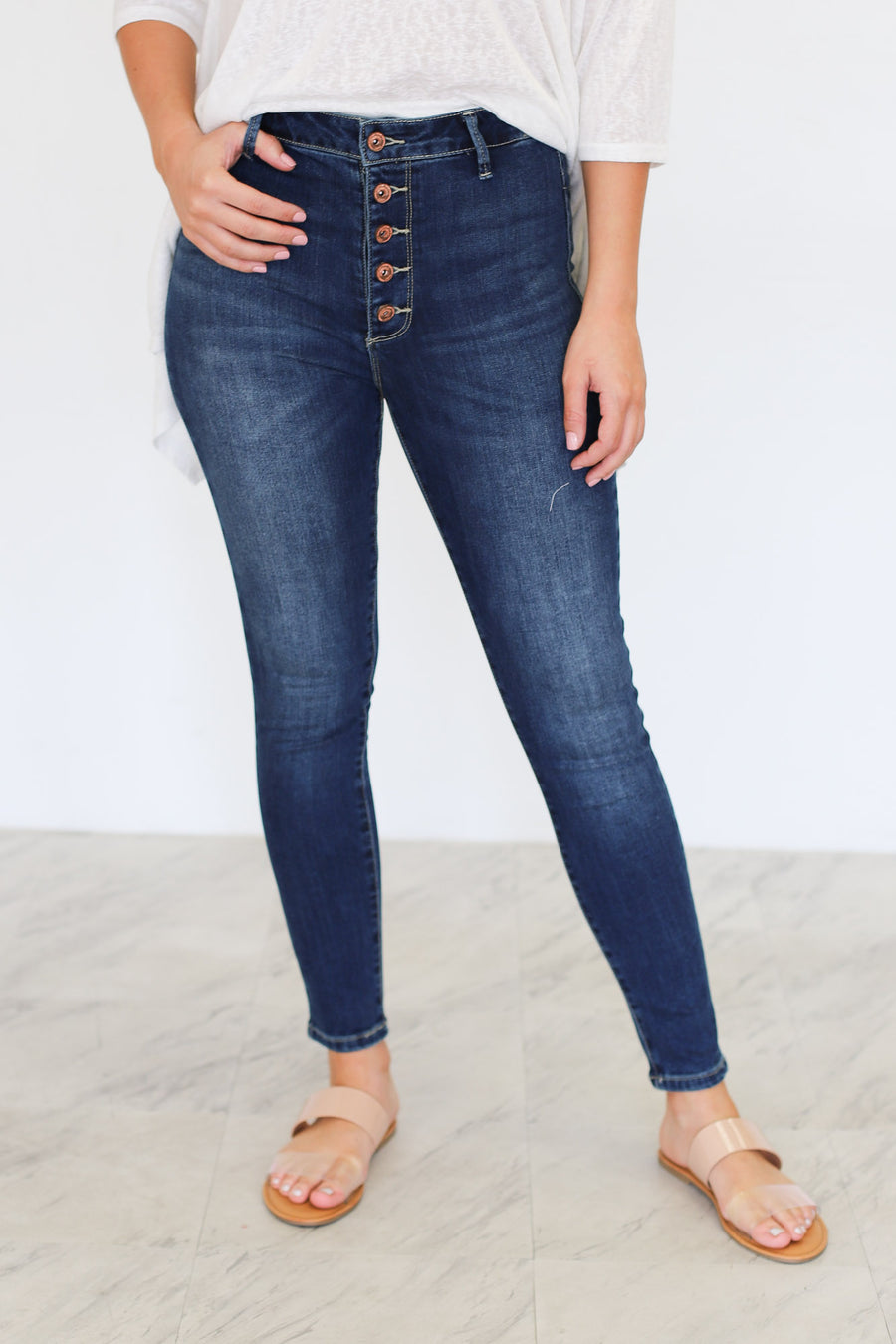 Sade Jeans - ShopSpoiled