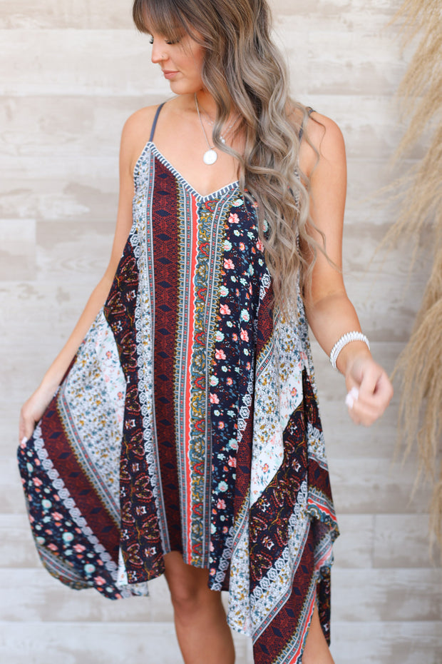 Boho Hanky Dress - ShopSpoiled
