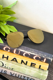 True Stunner Mirror Sunglasses - ShopSpoiled