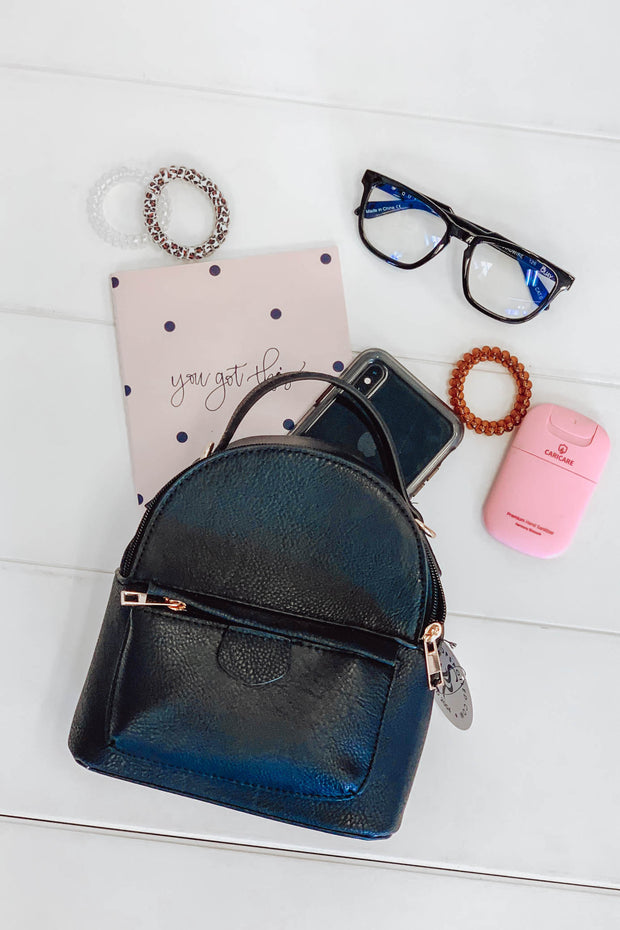 Melissa Mini Backpack - ShopSpoiled