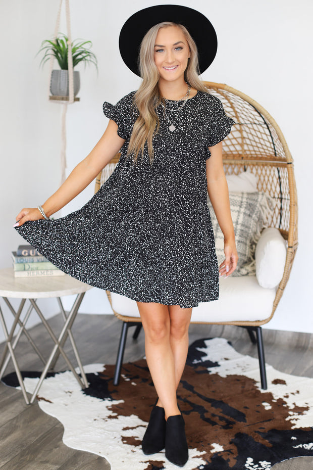 True Story Dress: Black - ShopSpoiled