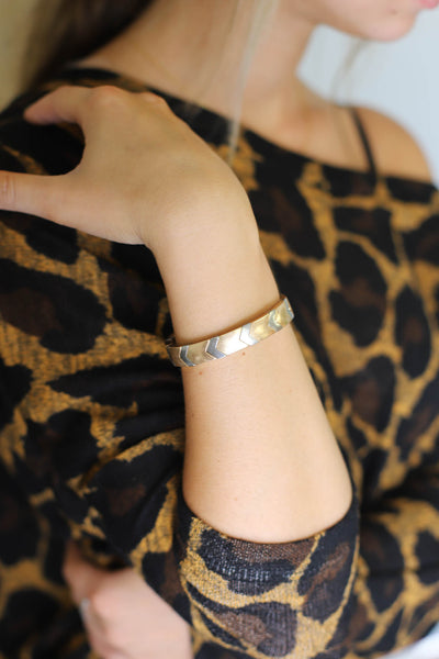 The Best Part Bracelet: Gold/ Silver - Shop Spoiled Boutique