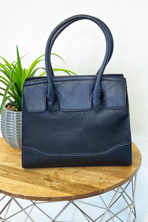 Elene Handbag: Black - ShopSpoiled