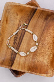 Puka Shell Bracelet - ShopSpoiled