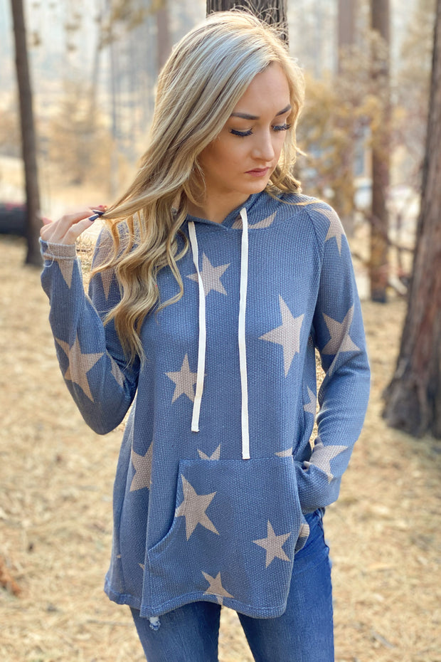 Starstruck Pullover Hoodie - ShopSpoiled