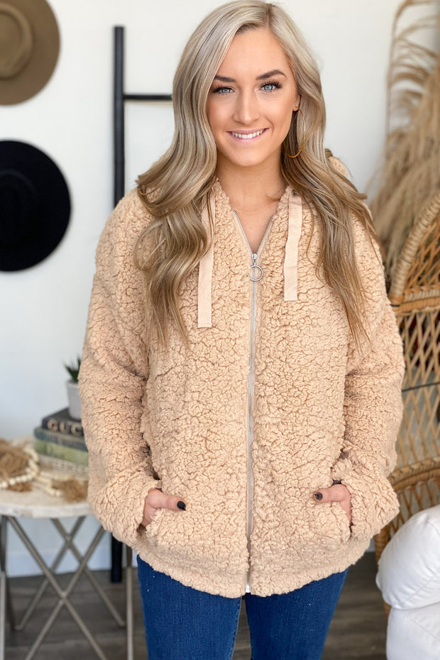 Full of Warmth Fur Jacket - ShopSpoiled