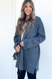 Winter Mornings Sweater Coat - Shop Spoiled Boutique