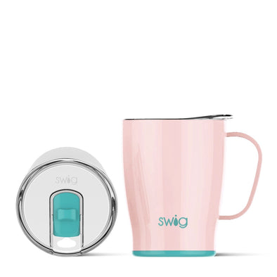 SWIG 18 oz Mug: Blush - ShopSpoiled