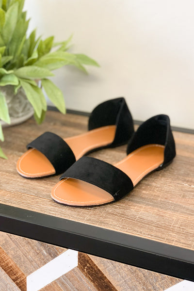 Harper Flats: Black - ShopSpoiled