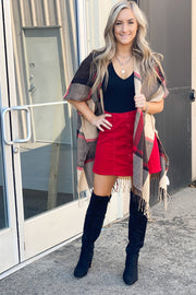 Cool Girl Skirt - ShopSpoiled