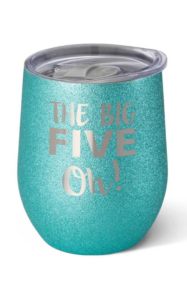 Swig Celebrations 12oz Wine the Big Five OH - ShopSpoiled