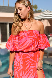 Paradise in Palm Springs Dress - ShopSpoiled