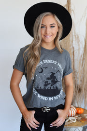 Witch Desert Highway Graphic Tee - ShopSpoiled