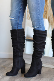 So Much Yes Boots: Black - ShopSpoiled
