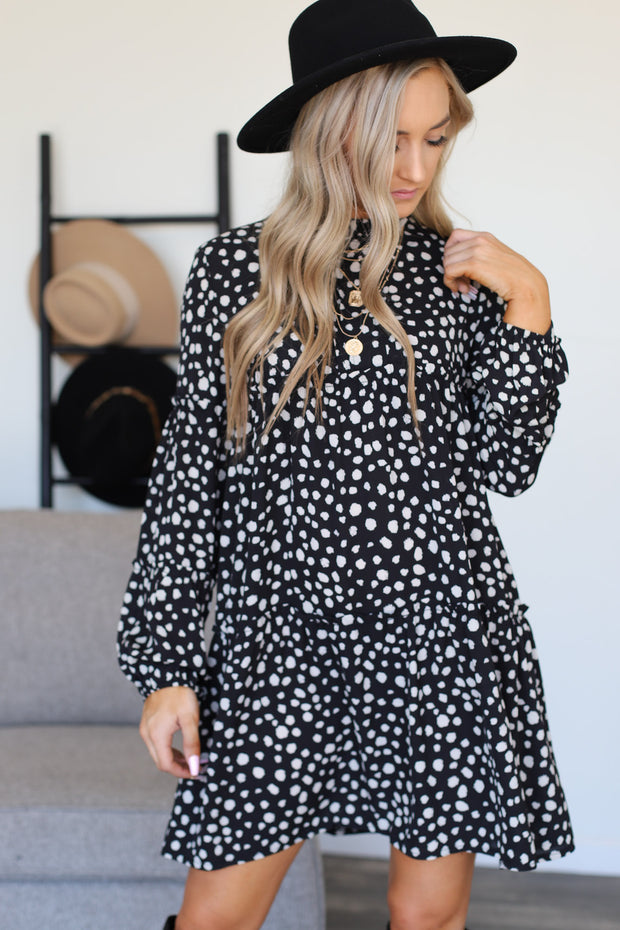New Love Dress: Black - ShopSpoiled