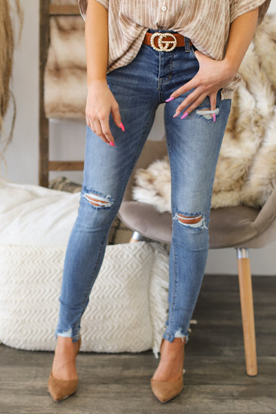 Aven Jeans - ShopSpoiled