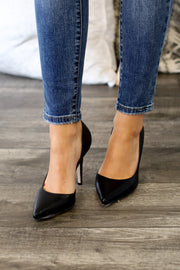 Donna Heel: Black - ShopSpoiled