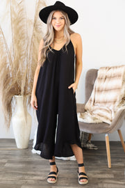 Irresistible Charm Jumpsuit - ShopSpoiled