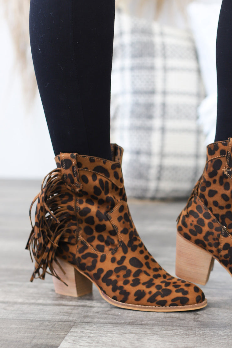 Ivanna Booties - ShopSpoiled