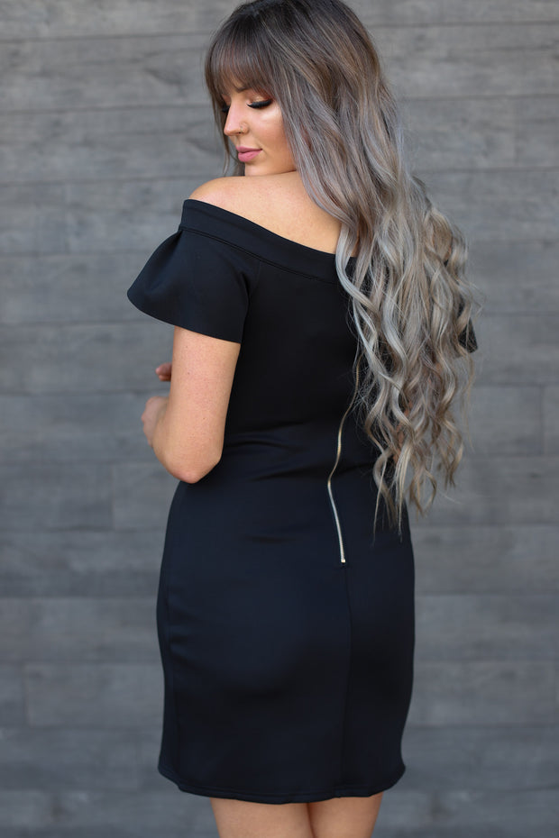 Harleigh Dress - ShopSpoiled