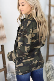 Come Find Me Jacket - ShopSpoiled