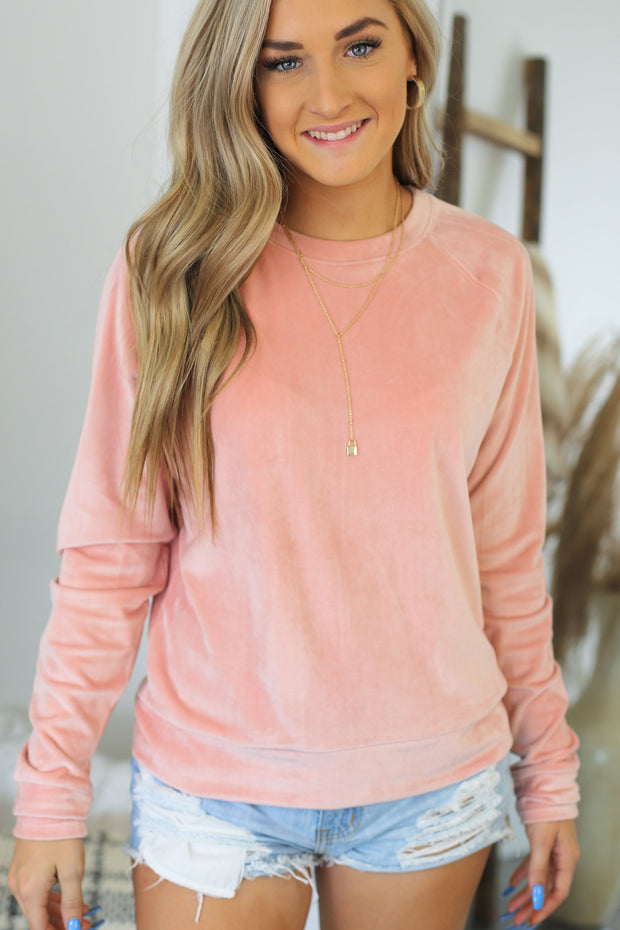 You Got This Pullover: Pink - ShopSpoiled