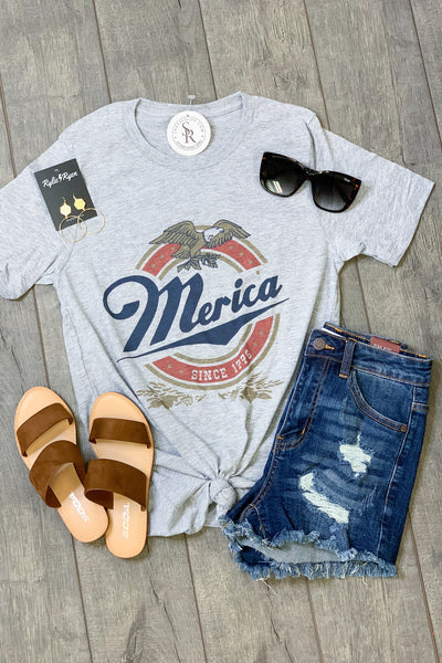 Merica Tee - ShopSpoiled