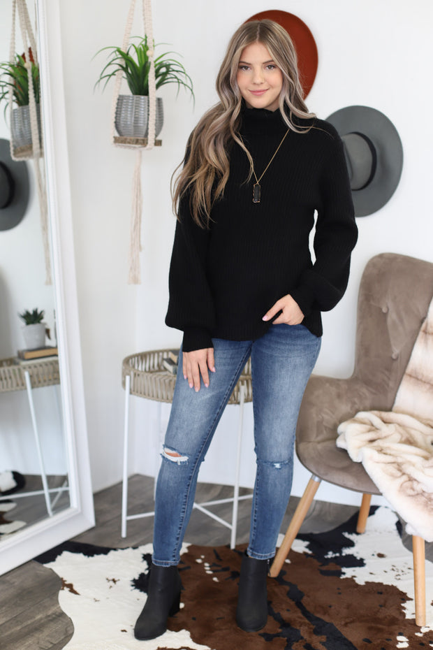 Coffee Date Sweater - Shop Spoiled Boutique