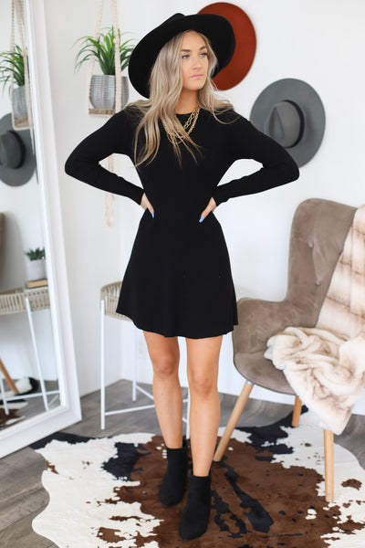 Forever Chic Dress - ShopSpoiled