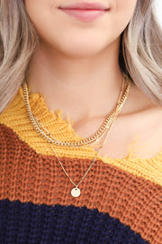 Glam Forever Necklace: Gold - ShopSpoiled