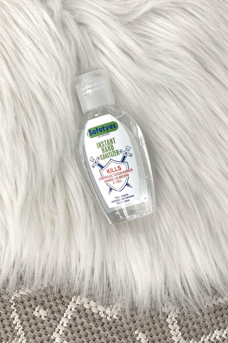 Instant Hand Sanitizer - ShopSpoiled