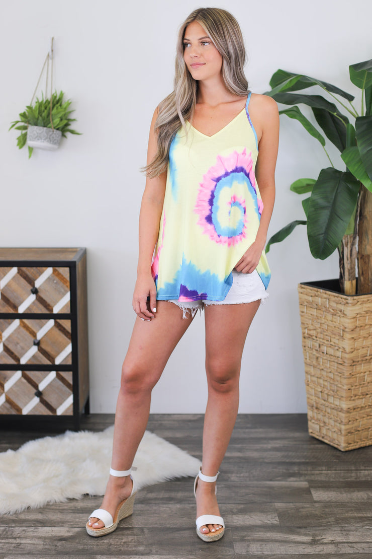 Brighter Days Tank - ShopSpoiled