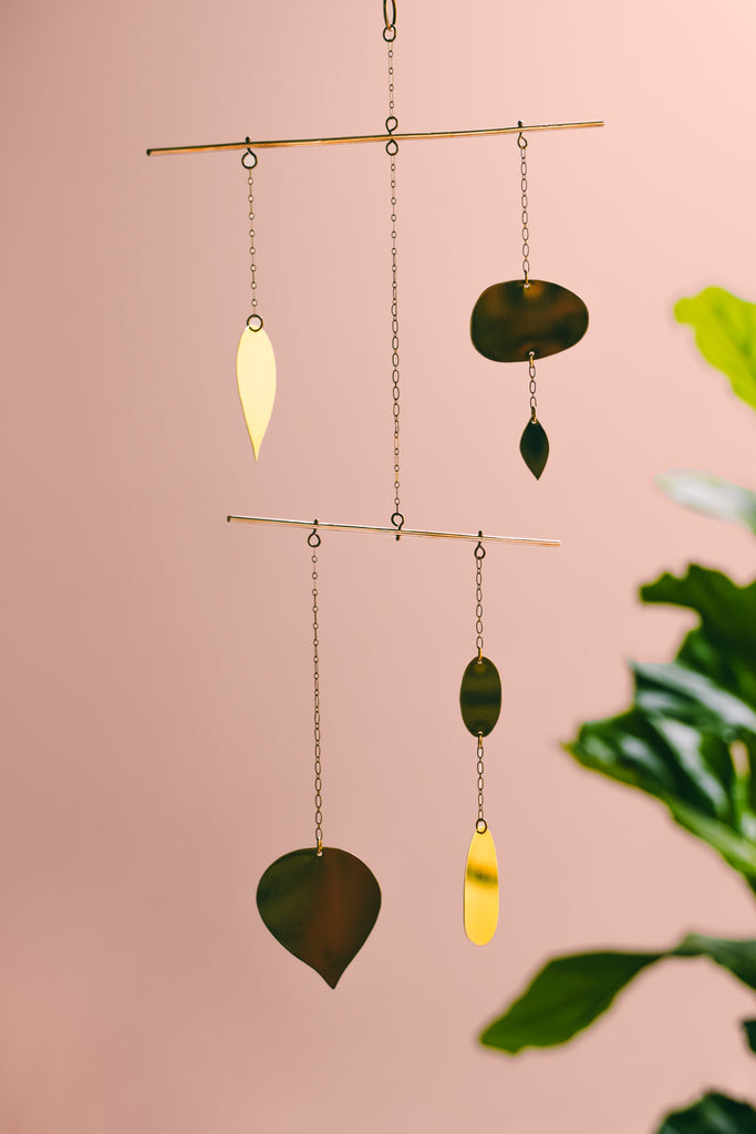 Aralia Hanging Mobile