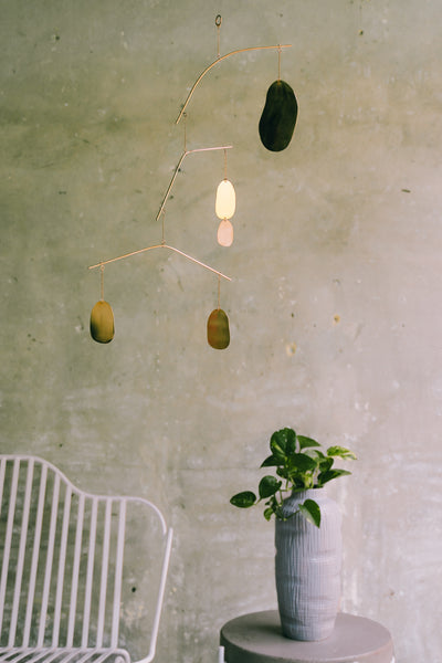 Monstera Hanging Mobile